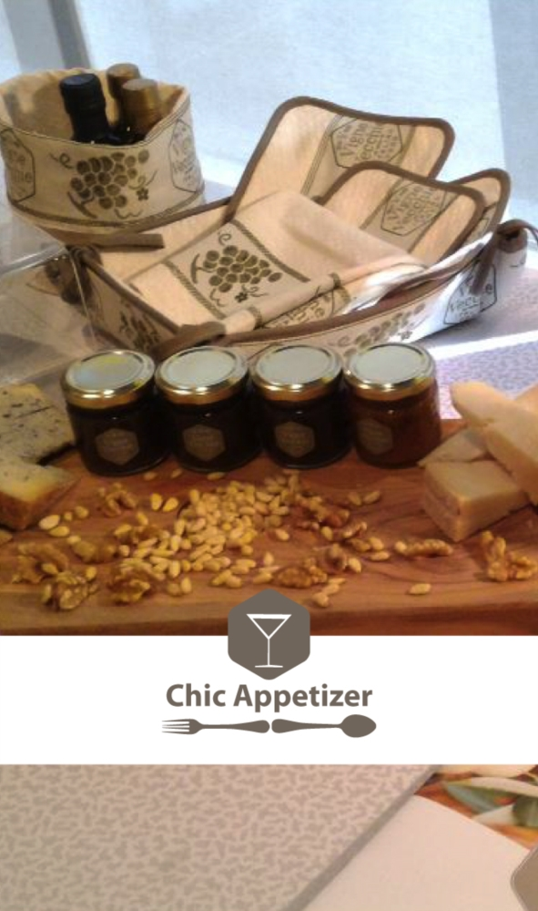 Chic appetizer