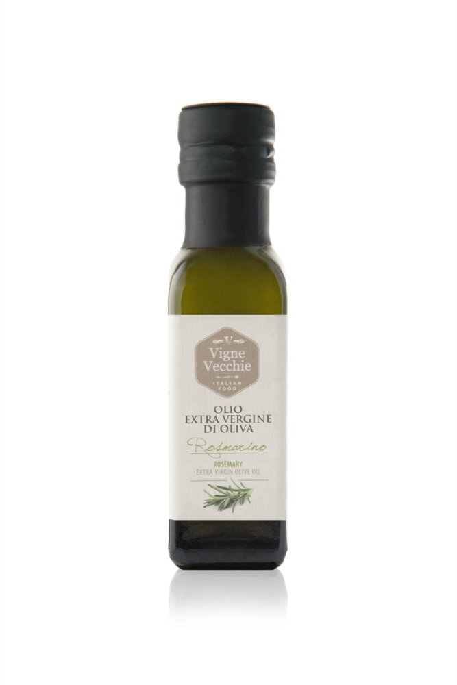 Extra virgin olive oil rosemary infused 100ml