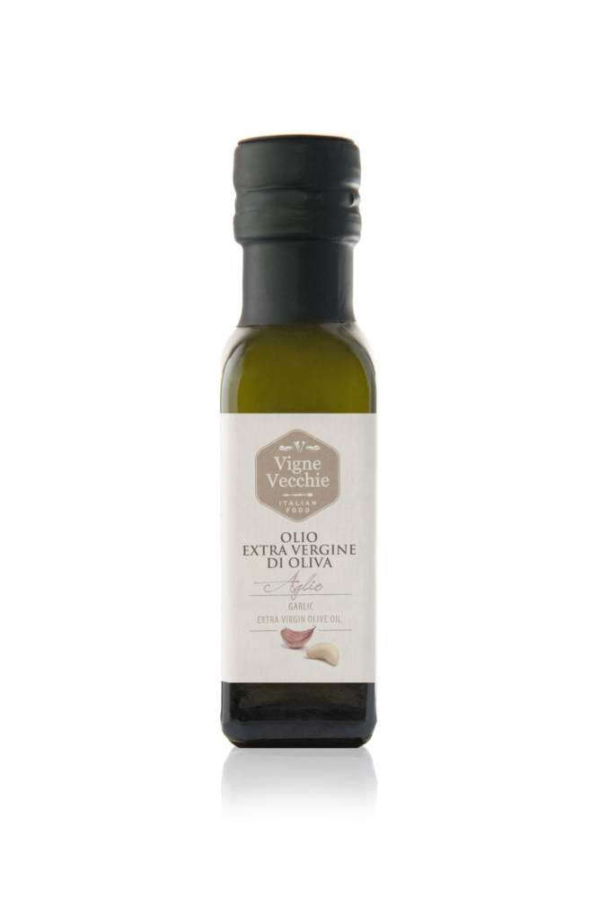 Extra Virgin Olive Oil garlic infused 100 ml